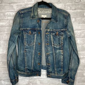 Madewell Denim Jacket Small
